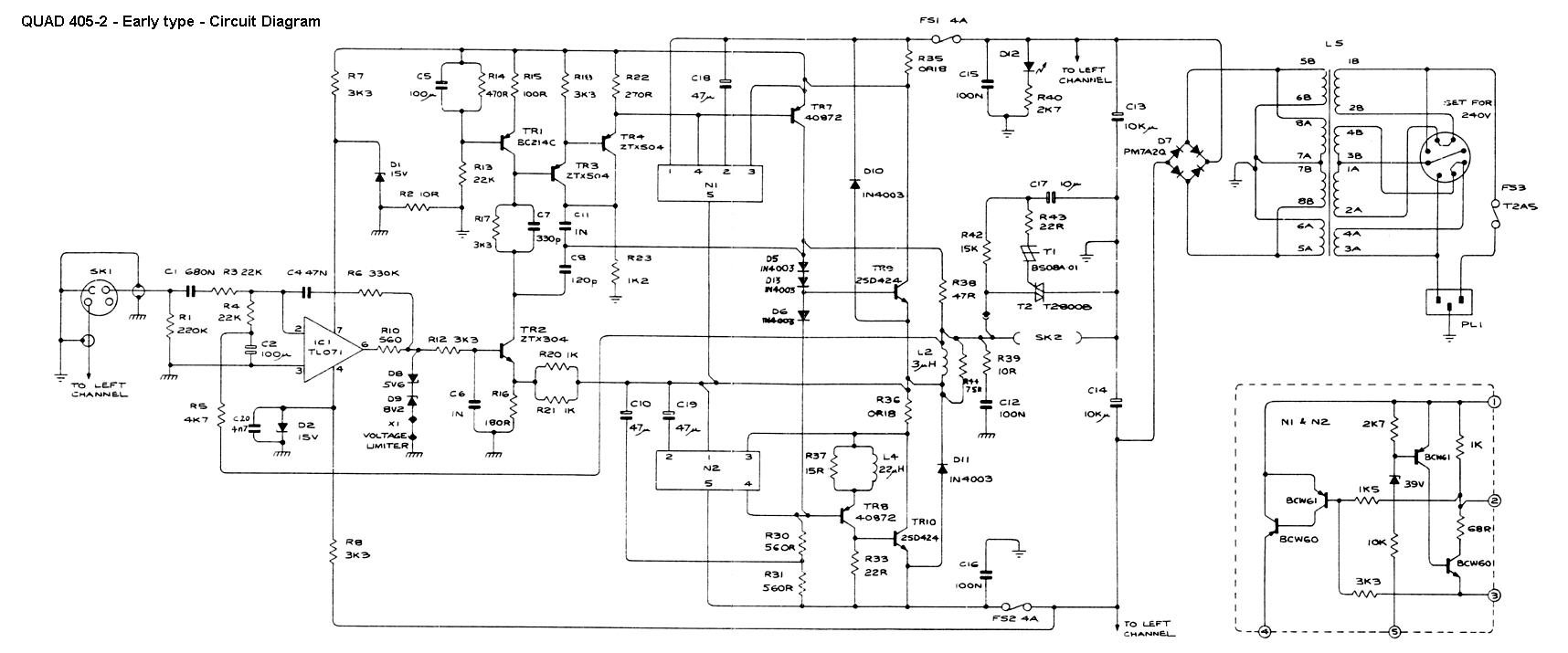 Circuit Dias Amp Sub Wiring Diagram Complete Early Models