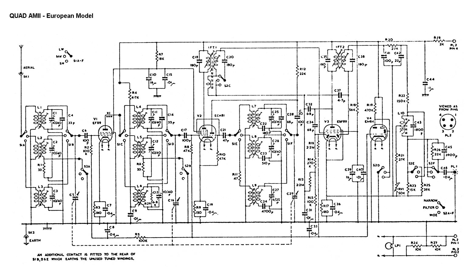 Complete Circuit Diagram - European Model ...