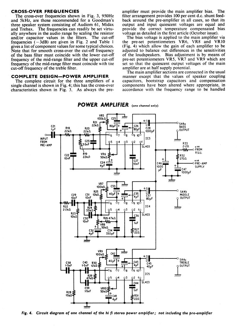 Hi Fi Diy Projects 1977 Chevrolet Truck Turn Signal Wiring Diagram Free Picture Project Part 4