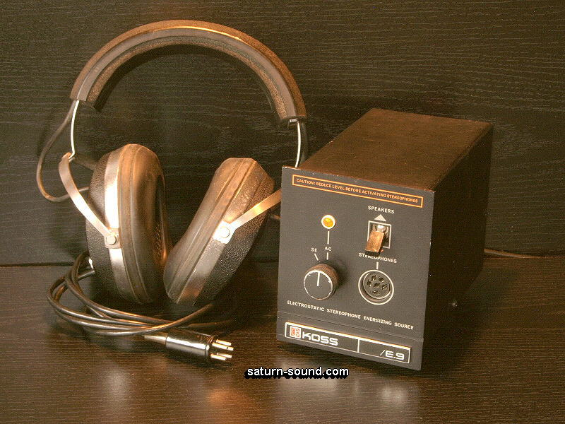 electrostatic headphones