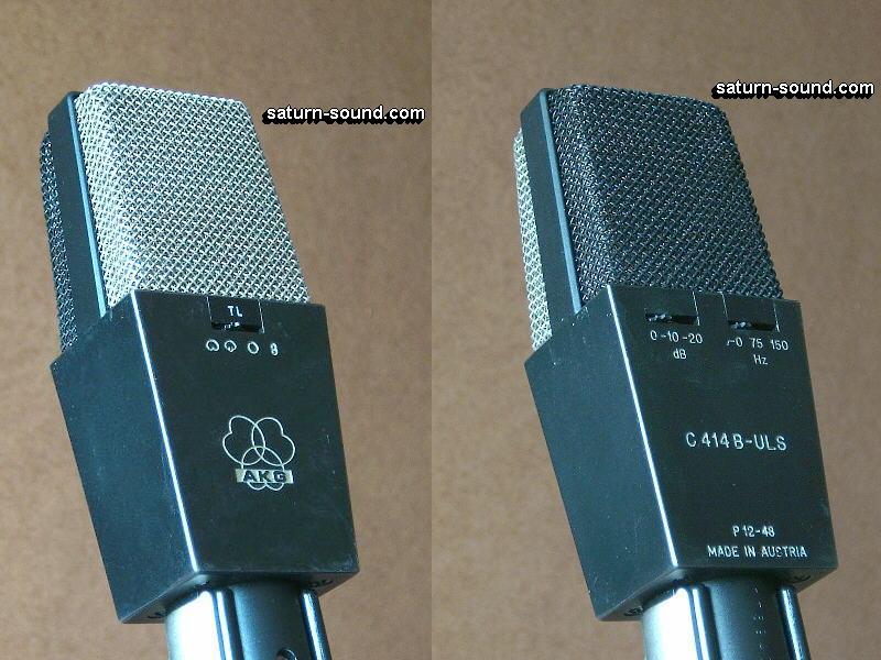 akg c414 b uls tl condenser cable professional microphone. Black Bedroom Furniture Sets. Home Design Ideas